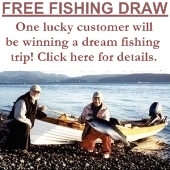 A Choice of 2 Fishing Trips!